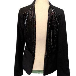Tallulah Sunrise Sequined Blazer Size Large